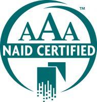 Patriot Shredding is NAID-AAA-Certified